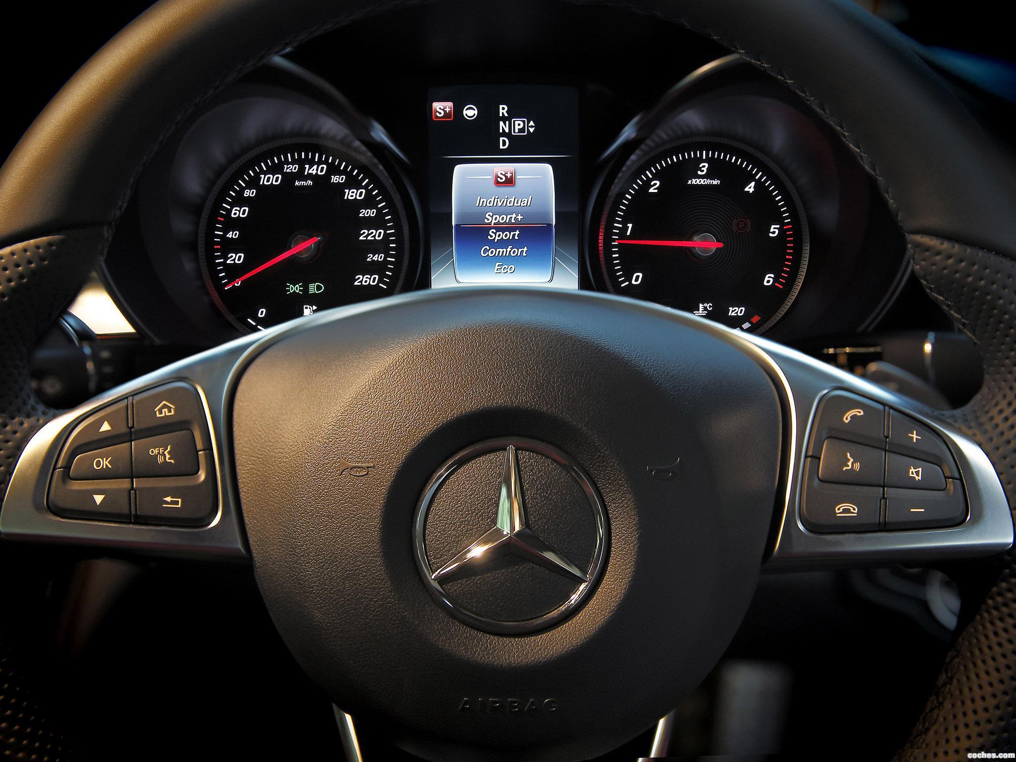 Foto 25 de Mercedes Clase C C250 AMG Line W205 Australia 2014