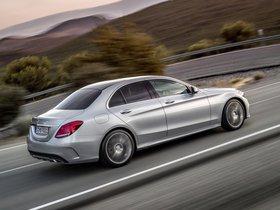 Ver foto 2 de Mercedes Clase C C250 AMG Line W205 2014