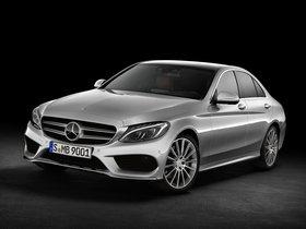 Fotos de Mercedes Clase C C250 AMG Line W205 2014