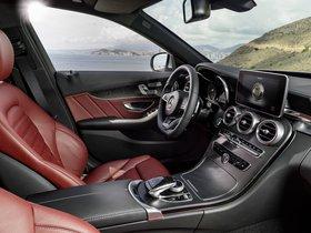 Ver foto 14 de Mercedes Clase C C250 AMG Line W205 2014
