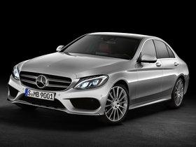 Ver foto 17 de Mercedes Clase C C250 AMG Line W205 2014