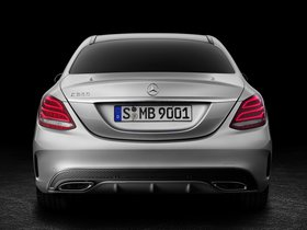 Ver foto 10 de Mercedes Clase C C250 AMG Line W205 2014