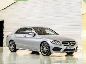 Ver foto 7 de Mercedes Clase C C250 AMG Line W205 2014
