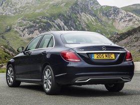 Ver foto 4 de Mercedes Clase C C250 BlueTec Avantgarde Line W205 UK 2014