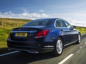 Ver foto 3 de Mercedes Clase C C250 BlueTec Avantgarde Line W205 UK 2014