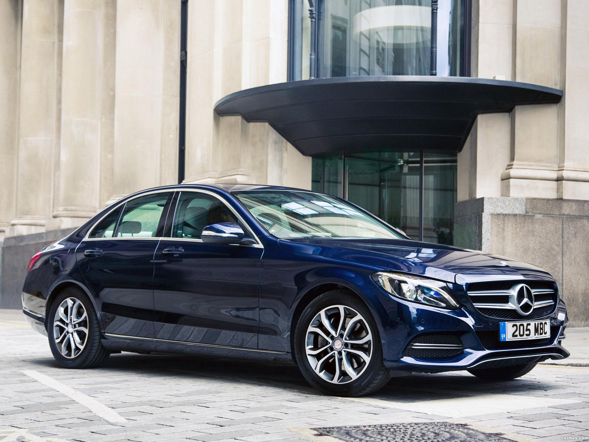 Foto 0 de Mercedes Clase C C250 BlueTec Avantgarde Line W205 UK 2014