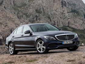 Fotos de Mercedes Clase C C250 BlueTec Exclusive Line W205 2014