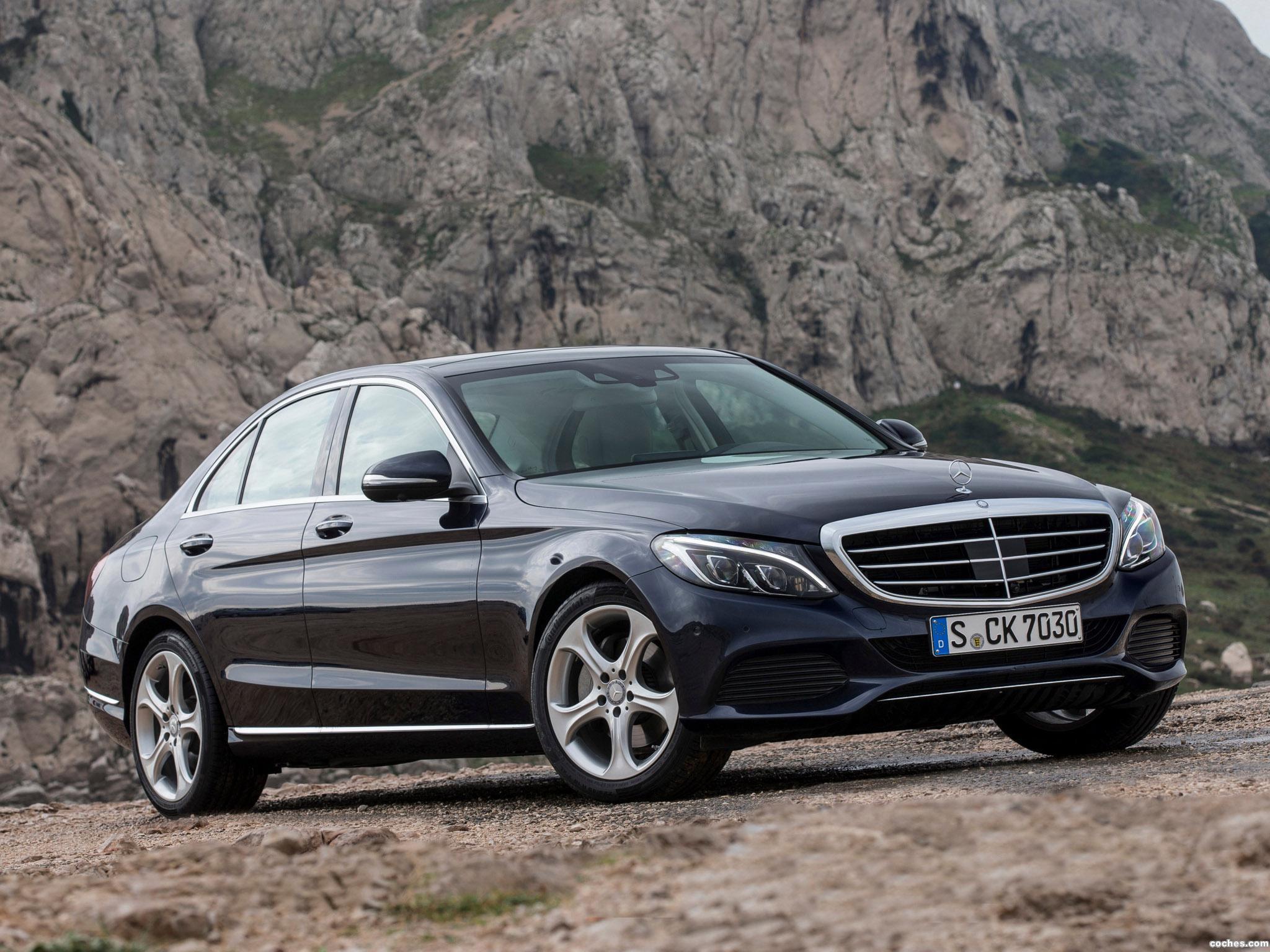 Foto 0 de Mercedes Clase C C250 BlueTec Exclusive Line W205 2014
