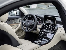 Ver foto 12 de Mercedes Clase C C250 BlueTec W205 2014