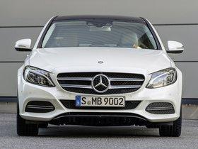 Ver foto 11 de Mercedes Clase C C250 BlueTec W205 2014