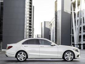 Ver foto 10 de Mercedes Clase C C250 BlueTec W205 2014