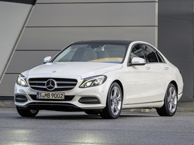 Fotos de Mercedes Clase C C250 BlueTec W205 2014