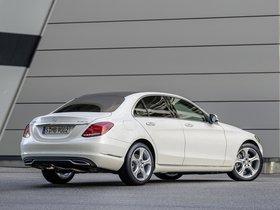 Ver foto 6 de Mercedes Clase C C250 BlueTec W205 2014