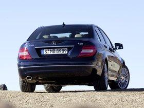 Ver foto 10 de Mercedes Clase C C250 CDI Sedan 2011