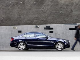 Ver foto 8 de Mercedes Clase C C250 CDI Sedan 2011