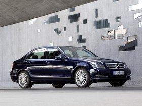 Ver foto 7 de Mercedes Clase C C250 CDI Sedan 2011