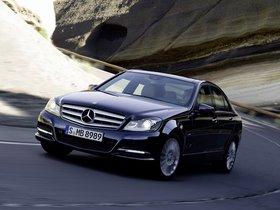 Ver foto 6 de Mercedes Clase C C250 CDI Sedan 2011