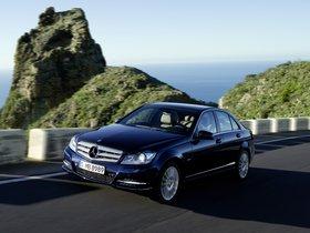 Ver foto 4 de Mercedes Clase C C250 CDI Sedan 2011