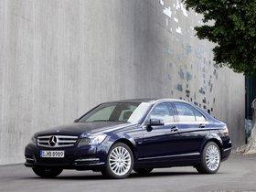 Ver foto 18 de Mercedes Clase C C250 CDI Sedan 2011