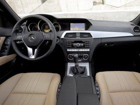 Ver foto 14 de Mercedes Clase C C250 CDI Sedan 2011