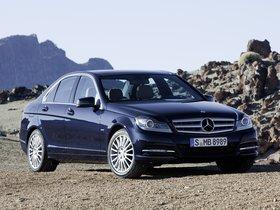 Ver foto 12 de Mercedes Clase C C250 CDI Sedan 2011