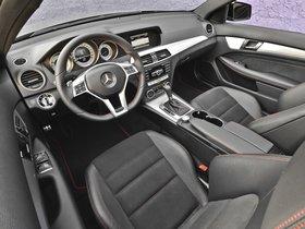 Ver foto 13 de Mercedes Clase C Coupe C250 C204 USA 2012