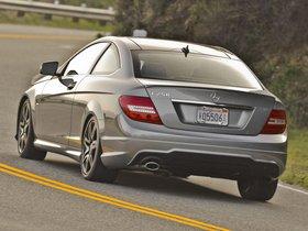 Ver foto 4 de Mercedes Clase C Coupe C250 C204 USA 2012