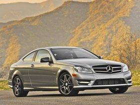 Ver foto 3 de Mercedes Clase C Coupe C250 C204 USA 2012