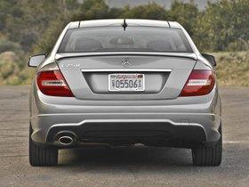 Ver foto 2 de Mercedes Clase C Coupe C250 C204 USA 2012