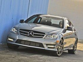 Ver foto 1 de Mercedes Clase C Coupe C250 C204 USA 2012