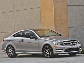 Ver foto 10 de Mercedes Clase C Coupe C250 C204 USA 2012