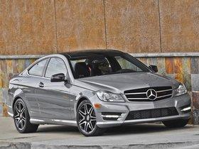 Ver foto 8 de Mercedes Clase C Coupe C250 C204 USA 2012