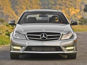 Ver foto 7 de Mercedes Clase C Coupe C250 C204 USA 2012