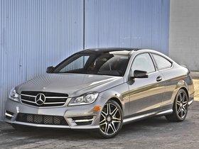Ver foto 6 de Mercedes Clase C Coupe C250 C204 USA 2012