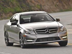 Ver foto 5 de Mercedes Clase C Coupe C250 C204 USA 2012