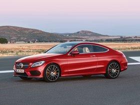 Ver foto 5 de Mercedes Clase C C250 D 4MATIC Coupe AMG Line C205 2015