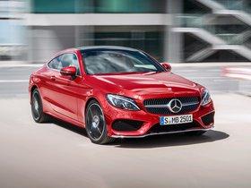 Ver foto 2 de Mercedes Clase C C250 D 4MATIC Coupe AMG Line C205 2015