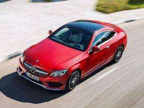 Ver foto 1 de Mercedes Clase C C250 D 4MATIC Coupe AMG Line C205 2015