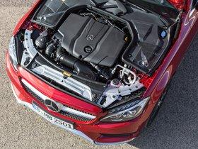 Ver foto 24 de Mercedes Clase C C250 D 4MATIC Coupe AMG Line C205 2015