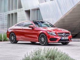 Ver foto 17 de Mercedes Clase C C250 D 4MATIC Coupe AMG Line C205 2015