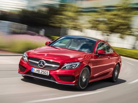 Ver foto 15 de Mercedes Clase C C250 D 4MATIC Coupe AMG Line C205 2015