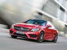 Ver foto 12 de Mercedes Clase C C250 D 4MATIC Coupe AMG Line C205 2015