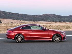 Ver foto 7 de Mercedes Clase C C250 D 4MATIC Coupe AMG Line C205 2015