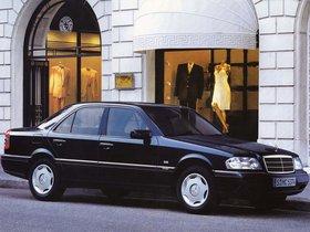 Ver foto 3 de Mercedes Clase C C280 W202 1993