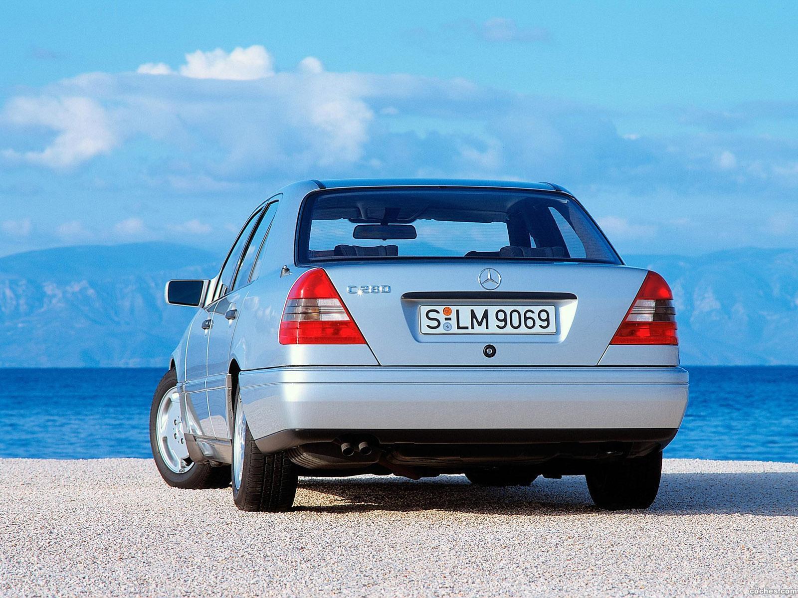 Foto 1 de Mercedes Clase C C280 W202 1993
