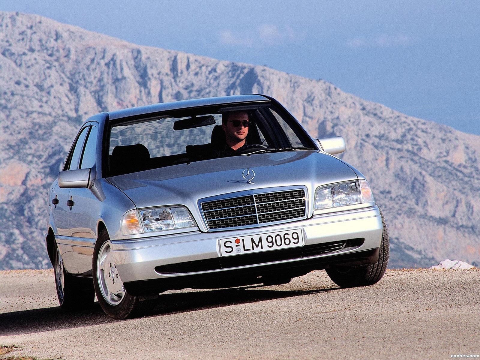 Foto 0 de Mercedes Clase C C280 W202 1993