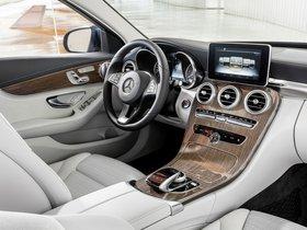Ver foto 22 de Mercedes Clase C  C300 Bluetec Hybrid Exclusive Line W205 2014