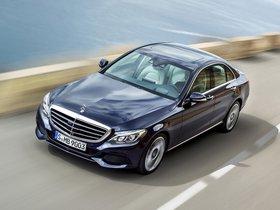 Ver foto 13 de Mercedes Clase C  C300 Bluetec Hybrid Exclusive Line W205 2014