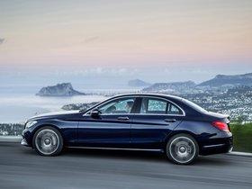 Ver foto 12 de Mercedes Clase C  C300 Bluetec Hybrid Exclusive Line W205 2014