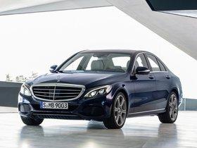 Ver foto 11 de Mercedes Clase C  C300 Bluetec Hybrid Exclusive Line W205 2014